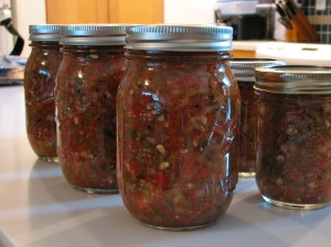 vegetable relish